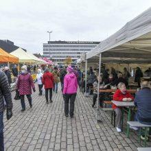 Suomijos sostinėje uždaromos mokyklos, uždraudžiami vieši renginiai