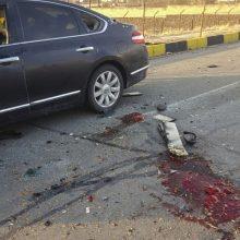 Teherane nužudytas Irano branduolinis mokslininkas