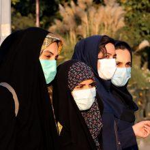Ekspertai: Irane mirčių nuo COVID-19 skaičius yra daug didesnis nei skelbiama