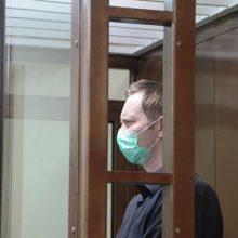Rusijoje nuteistas karines paslaptis JAV perdavinėjęs vyras