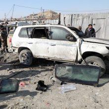 Per išpuolį nužudytas Kabulo vicegubernatorius