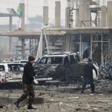 Per išpuolį Kabule nužudyti keturi gydytojai