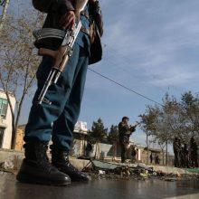 Afganistane nužudytas dar vienas žurnalistas