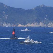 Šiaurės Korėja savo vandenyse nušovė ir sudegino Pietų Korėjos pareigūną