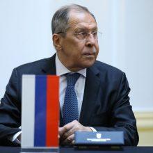 Rusija neigia, kad prie A. Navalno apnuodijimo prisidėjo FSB