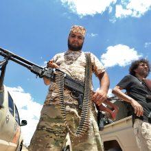 Libijoje skelbiamos paliaubos