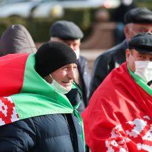 Minske vyko ir A. Lukašenkos priešininkų ir jo rėmėjų akcijos