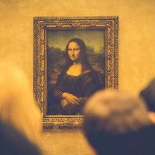 Luvras parduoda ypatingą pasimatymą su Mona Liza