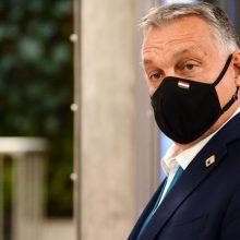 Vengrija neketina nusileisti dėl ES biudžeto