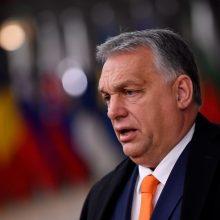 Vengrijos opozicija suformavo bendrą frontą prieš V. Orbaną