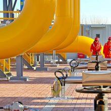 Baltarusija skelbia sutarusi su Rusija dėl naftos ir dujų tiekimo