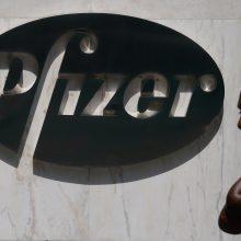 """""""Pfizer"""" ir """"BioNTech"""" pradėjo vakcinos nuo COVID-19 bandymus"""