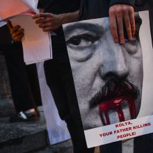 JAV ragina Kiprą nevetuoti ES sankcijų Baltarusijai ir ruošia savas