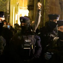 Europos Taryba išreiškė susirūpinimą dėl elgesio su sulaikytaisiais Lenkijoje