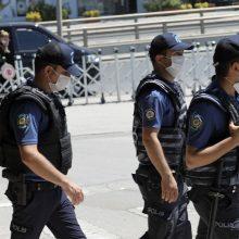 """Turkijoje sulaikyti įtariami IS džihadistai, """"ruošęsi atakoms"""""""