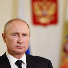 """Kodėl V. Putinas susiejo """"Novičiok"""" nuodus su Latvija?"""