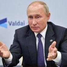 A. Navalno apnuodijimas: Maskva skelbia sankcijas Vokietijai ir Prancūzijai
