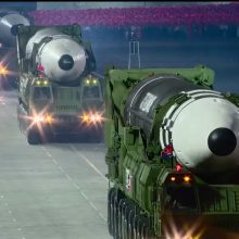 JAV nesureikšmina naujos Šiaurės Korėjos balistinės raketos pavojingumo
