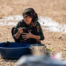 ES skiria Turkijai žadėtus 6 mlrd. eurų pabėgėliams padėti