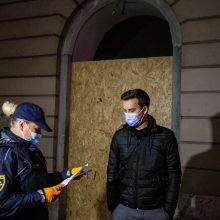 Slovėnijoje – pusantro tūkstančio infekcijų per parą