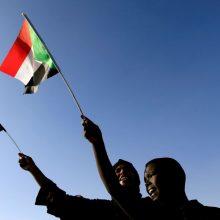 JAV išbraukė Sudaną iš terorizmą remiančių valstybių sąrašo
