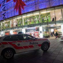 Lugane su peiliu dvi moteris užpuolusi šveicarė jau buvo žinoma policijai