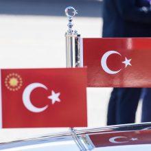 Turkija: ES grasinimas paskelbti sankcijas yra nekonstruktyvus