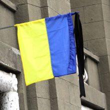 Ukrainoje – 14,5 tūkst. naujų COVID-19 atvejų, 243 pacientai mirė