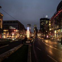 Vokietijoje nustatyta 21,2 tūkst. naujų koronaviruso atvejų, mirė 1 019 infekuotųjų