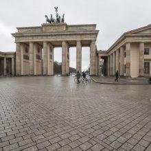 Vokietijojeužfiksuotas mirčių nuo koronaviruso skaičiaus rekordas