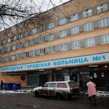 Rusijoje pirmą kartą per parą nuo koronaviruso mirė daugiau kaip 500 žmonių