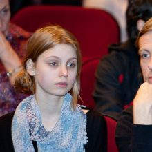 Vilniuje girto vairuotojo mirtinai partrenkta dviratininkė – režisieriaus Š. Barto dukra