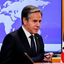 A. Blinkenas: JAV sieks sugrįžti į JT Žmogaus teisių tarybą