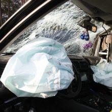 Savaitgalis šalies keliuose: eismo įvykiuose sužeisti 39 žmonės