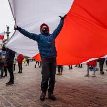 JK ir JAV išplėtė sankcijas Baltarusijai