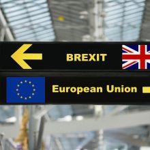 """Ministerija: dar anksti daryti išvadas, kaip """"Brexit"""" paveikė krovinių vežimo apimtis"""