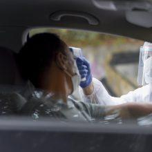 Praktinius mokymus atnaujinančios vairavimo mokyklos raginamos nemokamai testuoti instruktorius