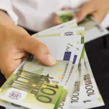 20 proc. pelno mokesčio pajamų siūloma skirti savivaldybėms