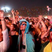 Didieji vasaros festivaliai ir koncertai uždarose patalpose sugrįš jau šiemet