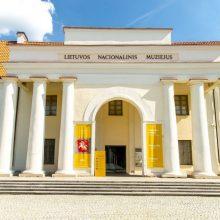 Lietuvos nacionalinis muziejus lankytojams atveria padalinius regionuose