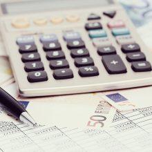 Sausį valstybės ir savivaldybių biudžetai gavo 6,5 proc. mažiau pajamų