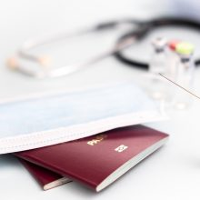 Vokietija svarsto galimybę laikinai įvesti kai kurių kelionių į užsienį draudimą