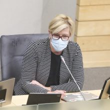 I. Šimonytė: planas, kaip ketinama panaudoti Atsigavimo fondo paramą, bus paskelbtas penktadienį