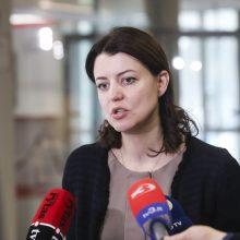 Ministrė: ketinama individualiai vertinti paramos skyrimą dirbantiems savarankiškai