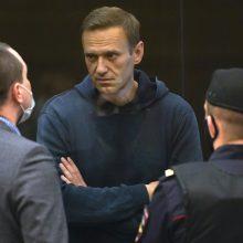 Rusija išsiunčia Europos diplomatų dėl dalyvavimo A. Navalno palaikymo protestuose