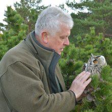Knygą apie paukščius išleidęs S. Paltanavičius: mes gyvename taip, kad skrajūnams nebelieka vietos