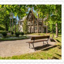 Vieną įsimintiniausių gyvenimo švenčių galima paminėti Maironio muziejaus soduose