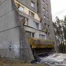 Vilniaus vicemeras: namo atnaujinimu rūpintis būtina, kol konstrukcijos nėra avarinės būklės