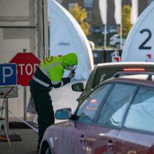 Vilniaus savivaldybė: darbuotojai dėl COVID-19 testuotis neskuba