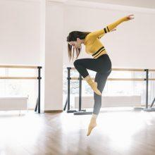 Šiuolaikinio šokio asociacija pristato edukacijos ciklą, skirtą ne tik šokėjams